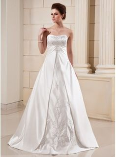 Wedding+Dresses+-+$245.99+-+A-Line/Princess+Sweetheart+Chapel+Train+Satin+Wedding+Dress+With+Embroidered+Beading++http://www.dressfirst.com/A-Line-Princess-Sweetheart-Chapel-Train-Satin-Wedding-Dress-With-Embroidered-Beading-002011692-g11692