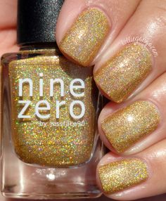 Nine Zero Lacquer — July 2016 (Color: A Year in Review Collection | July 2016)