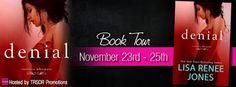 TLBC's Book Blog: Denial by: LIsa Renee Jones...Check out the givewa...