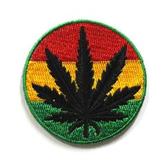 Bob Marley Patches – Marijuana Patch – Cannabis Patch -Leaf Patches – Applique Embroidered patches – Iron on Patches – Backpack Patches – Size 6 x 6 Cm.