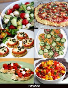 Fresh From the Vine: 17 Healthy Summer Tomato Recipes