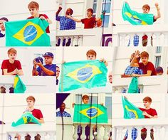 BRAZIL/BELIEBERS/