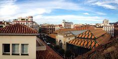 Mercado de Atarazanas, Málaga.