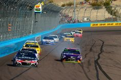 During driver introductions before Sunday's Can-Am 500 at Phoenix Raceway, Denny Hamlin was roundly booed for something that happened nearly miles away. Martinsville Speedway, Chase Elliott, Nascar Racing, Knock Knock, Phoenix, Sunday, Blog, Domingo, Blogging