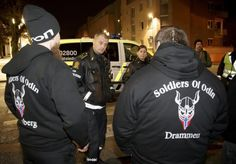 En Noruega, Soldados de Alá contra los Soldados de Odín