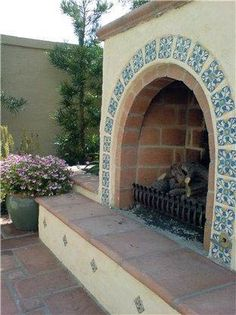 Unbelievable outdoor masonry fireplace just on indoneso.com