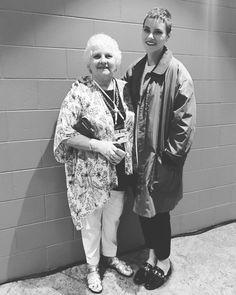 3/28/17 Taya Smith with Mom, Hillsong #tayasmith #hillsongunited