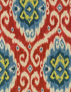 Home Decor Print Fabric- IMAN Ubud Gem