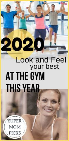 Here are some tips and tricks that you can use to look and feel your best at the gym in 2020 mamas!  #supermompicks #momlife #getfit #gymfashion #workoutclothes #momstyle via @supermompicks
