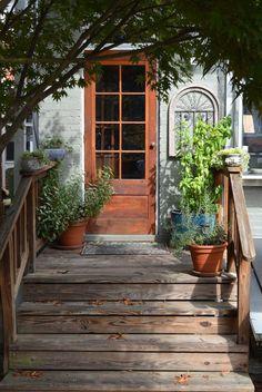 Francina & Joe's Idyllic Townhouse — House Tour | Apartment Therapy