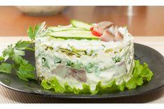 Receta de Pastel vegetal con pan de molde - Gallina Blanca Pastel Vegetal, Fresh Rolls, Sushi, Sandwiches, Pie, Healthy, Ethnic Recipes, Desserts, Quiches