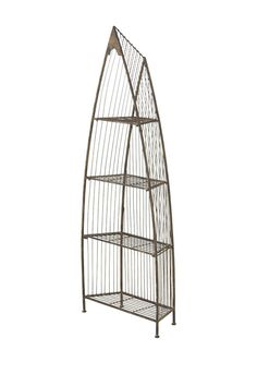 Midwest CBK LLC | Metal Boat Shelf | HauteLook