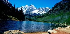Maroon Bells III -     Thanks for visiting my gallery...