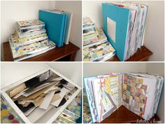 Scrap your scraps: How do you store your scraps? (by Solange-Isbaha)