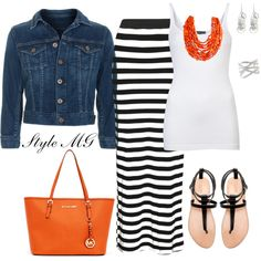 """""""Maxi Chic"""" by romigr99 on Polyvore"""