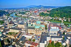 Salzburg Panorama | Austria (by let²)