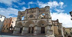 Cuenca, une ville au patrimoine classé UNESCO http://www.espagne-facile.com/cuenca/389/