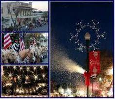 Weihnachts Parade 2014