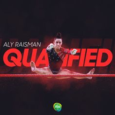 NBC Olympics @NBCOlympics 9h9 hours ago .@Aly_Raisman qualifies for the All-Around Final in Rio! #Rio2016 U.S. Olympic Team and USA Gymnastics
