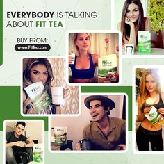 Everyone's talking about us... #FitTea #HealthyLife #Tea #HealthyLiving #Fitness #Health #Detox #Detoxification www.fittea.com/