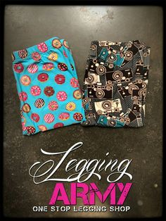 Coming soon!!!! Like my page on Facebook so you know when they launch. Jessie T's Legging Army