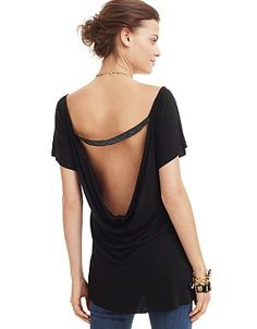 I need this to show off my new tattoo  ) Backless Shirt 87abc6784