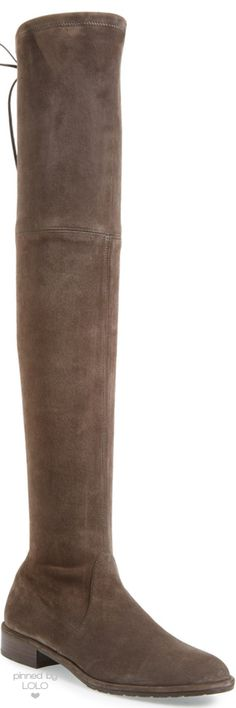 Stuart Weitzman 'Lowland' Over the Knee Boot | LOLO❤