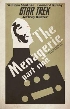 The Menagerie Part 1 - Season 1, Episode 11