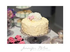 DIY engagement cake ~ Home baked treats