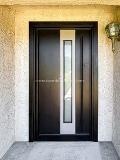 Did you know solid iron doors offer a classic and timeless look, making them great for adding a touch of elegance to a modern home? 💡 About this design: Artsakh Single Entry Iron Door ☎️️ 877-205-9418 🌐 www.iwantthatdoor.com Wrought Iron Doors, Touch, Elegant, Classic, Modern, Furniture, Design, Home Decor, Classy