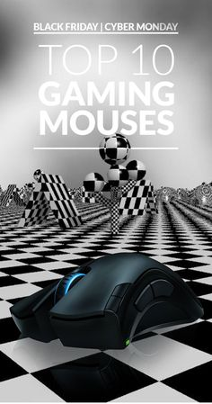 Gamers: Check out our list of the Top 10 Wireless Gaming Mouses of 2015 www.comparaboo.com | @comparaboo