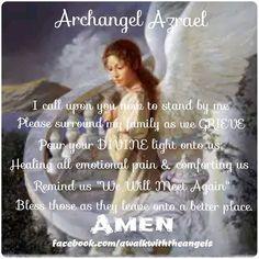 Archangel Azrael Prayer