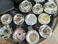 Konvolut wunderschöner Sammeltassen aus privater Sammlung | Antiquitäten & Kunst, Porzellan & Keramik, Porzellan | eBay!