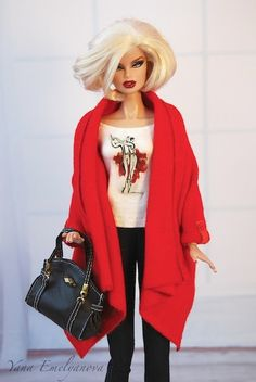 Barbie Fashion Royalty - Yana Emelyanova