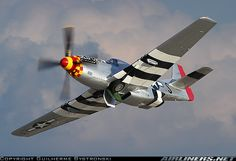 No other image represents the power and endurance of Godspeed better than the remarkable P-51 Mustang fighter, arguably the greatest fighter plane ever developed.