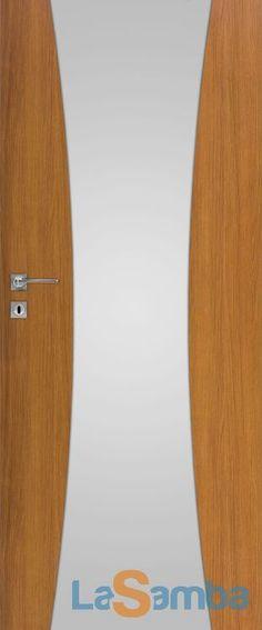 Interiérové dveře DRE VETRO C - C1 | LaSamba.cz Cello, Surfboard, Design, Cellos, Surfboards, Surfboard Table