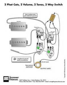 seymour duncan p rails wiring diagram 2 p rails 2 vol. Black Bedroom Furniture Sets. Home Design Ideas