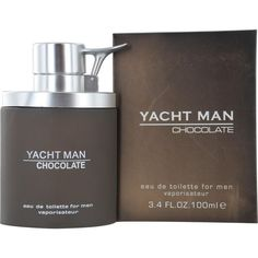 ca6d0a830156c Myrurgia Yacht Man Chocolate (Brown) Men s 3.4-ounce Eau de Toilette Spray -