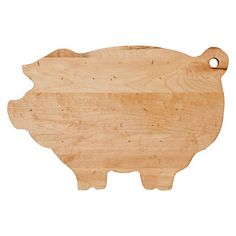 Piglet cutting board at Terrain