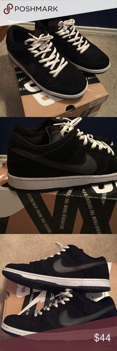 Nike Dunk Low Pro SB Comfy. Good for casual dressing. Good condition. Slightly used. Nike Shoes Sneakers