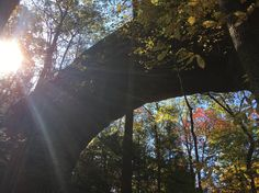 Twin Arches Big South Fork NRRA TN USA #hiking #camping #outdoors #nature #travel #backpacking #adventure #marmot #outdoor #mountains #photography