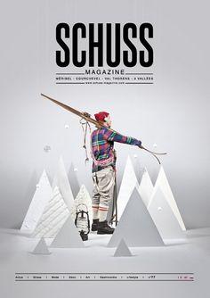 #Couverture #Magazine #Montagne