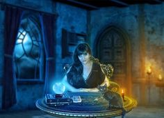 """""""Divination helps us to understand more about ourselves, by providing insight into our past, present, and our future.  Seek insight, but don't allow divination to live your life for you.""""  - Jasmeine Moonsong"""