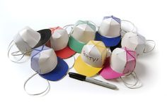 Amazon.com - Awesome Party Hats (By GAMAGO) - Childrens Party Hats