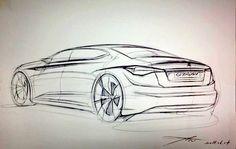 Copy by dongyun #industrial#yacht#car#transportation#boat#design#sketch#rendering#marker#dream#sketch#bicbal