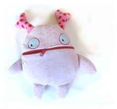 Monster aus Schlafanzug / Monster made from pyjamas