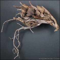 Jason Waldron driftwood sculptures - 4