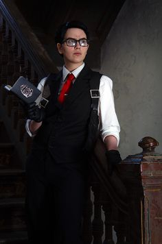 Joseph Oda Cosplay The Evil Within by LadyofRohan87 on DeviantArt