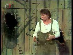Silvestr 1979 - 5.část - Vladimír Menšík,zpravodajci a Josef Dvořák - YouTube Entertainment, Youtube, Youtubers, Youtube Movies, Entertaining