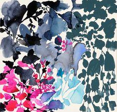 Jen Garrido | Indigo Rock - 18 | lovely colors even lovelier pattern